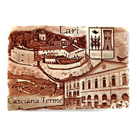 CALAMITA CASCIANA TERME LARI