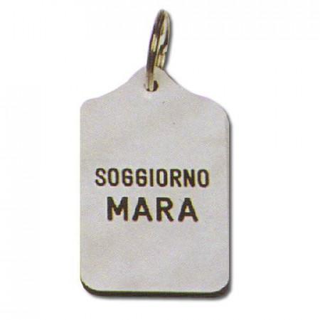 PORTACHIAVE SAGOMATO 40x75mm - 204